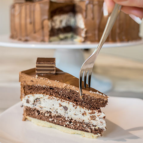 Kuchen Essen Viba Nougat Welt