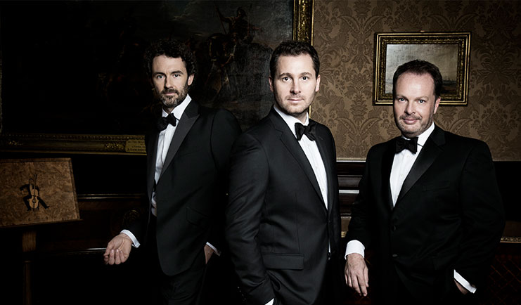 "Konzert ""The Celtic Tenors"""
