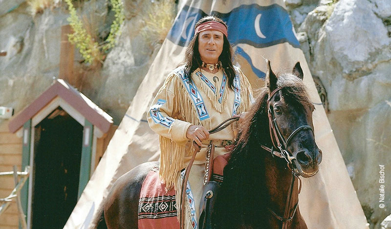 "Gojko Mitic – ""Winnetou"""