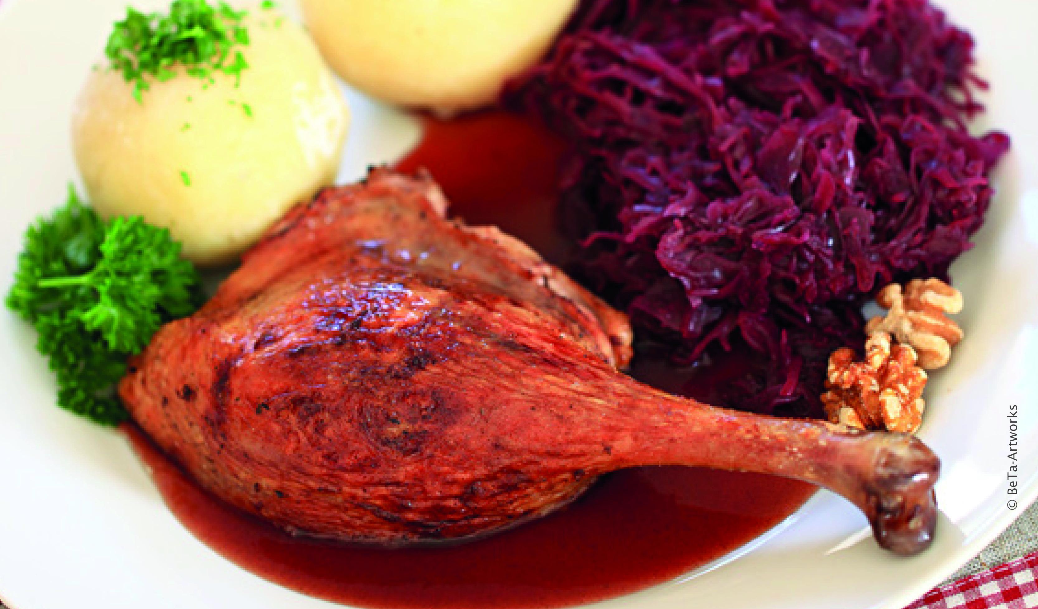 Martinsgans-Buffet: GANS und gar köstlich!