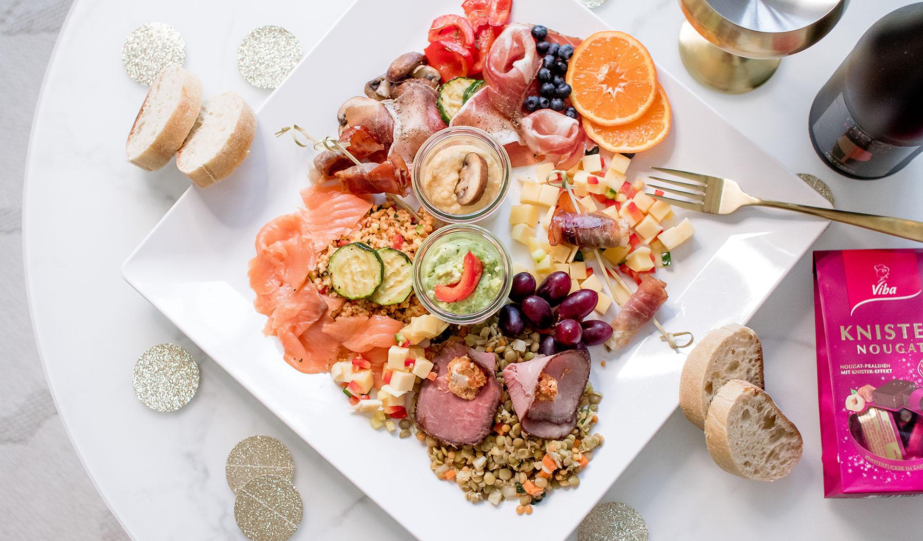 Silvester-Gala-Buffet<span class=